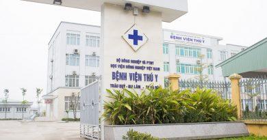 BENH VIEN THU Y NONG NGHIEP