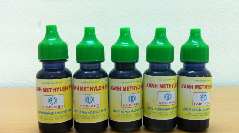 Xanh Methylen 1