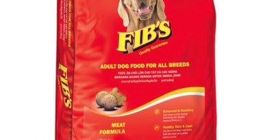 thức ăn cho chó fibs
