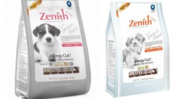 thức ăn hạt mềm zenith cho chó