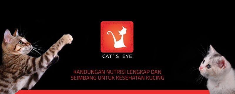 thương hiệu thức ăn cho mèo hạt cats eye