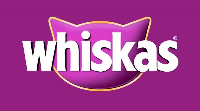 thương hiệu thức ăn cho mèo whiskas brand logo