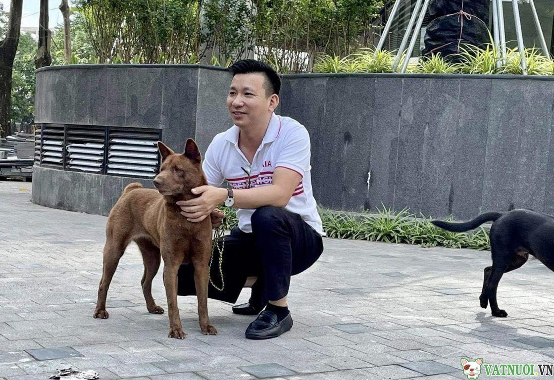 Nuôi Chó Làm Giầu