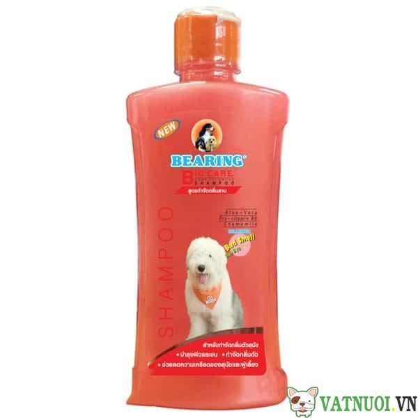 Sữa tắm cho chó poodle